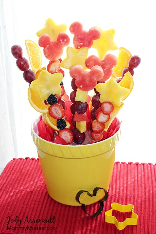 Disney-Fruit-Bouquet