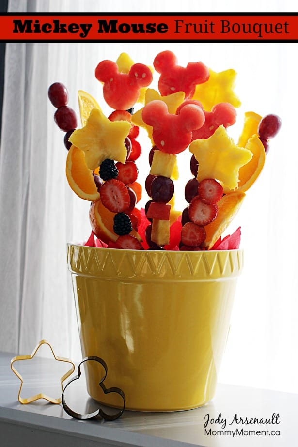 Mickey-Mouse-Fruit-Bouquet