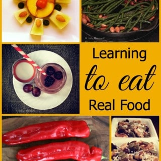 Learning To Eat Real Food