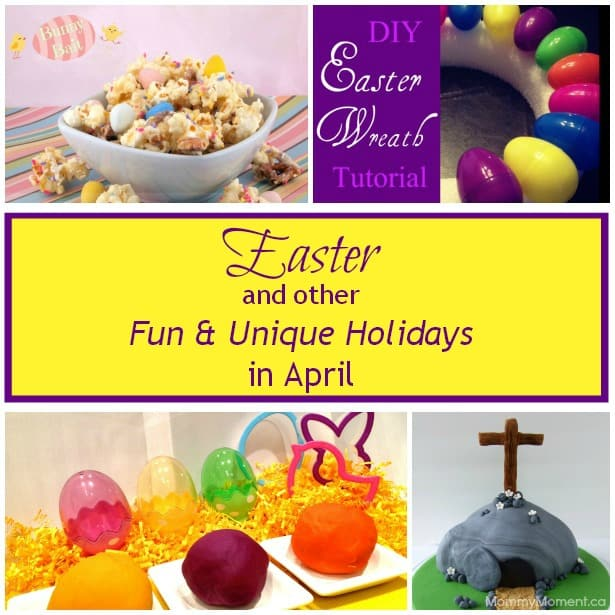 April Fun and Unique Holidays