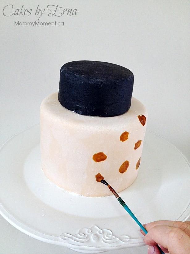 Cheetah Cake 2