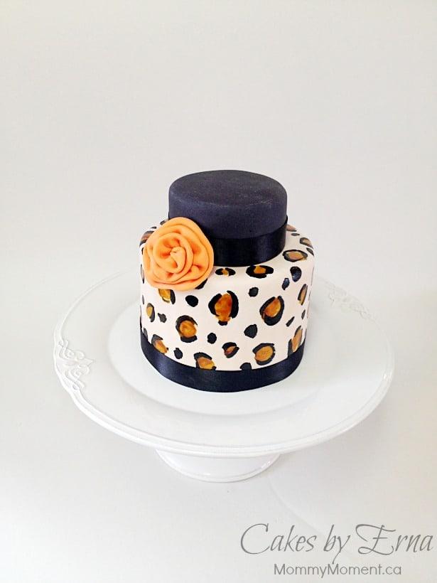 Cheetah Cake 4