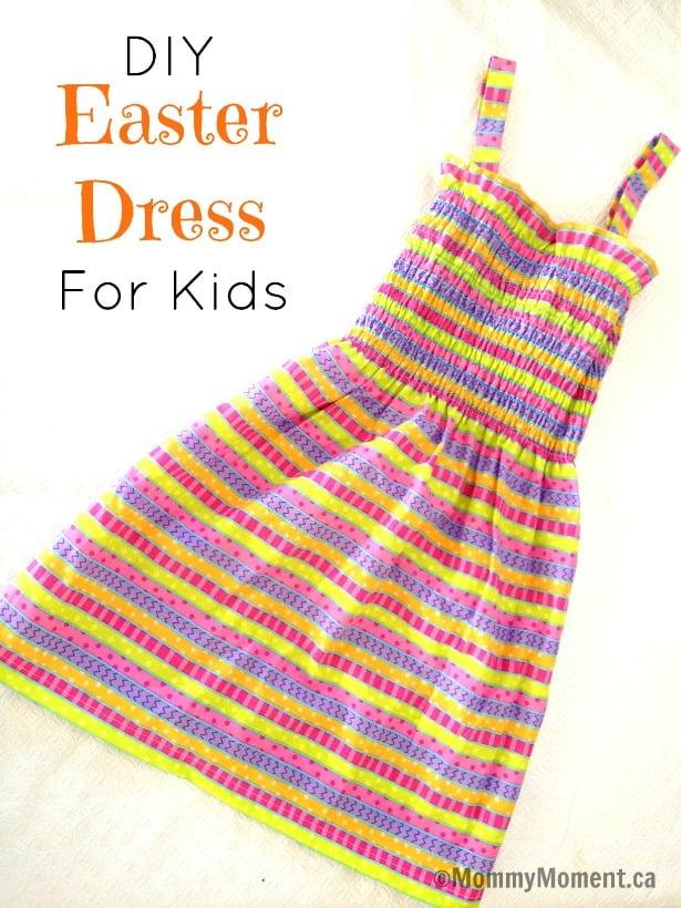 DIY Easter Dress