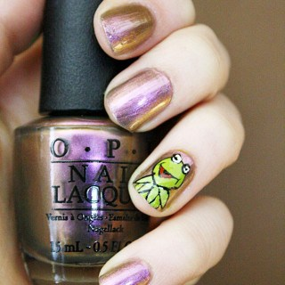 The Muppets Most Wanted ~ OPI #Giveaway