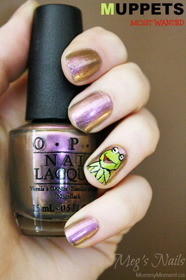 Muppets Most Wanted by OPI
