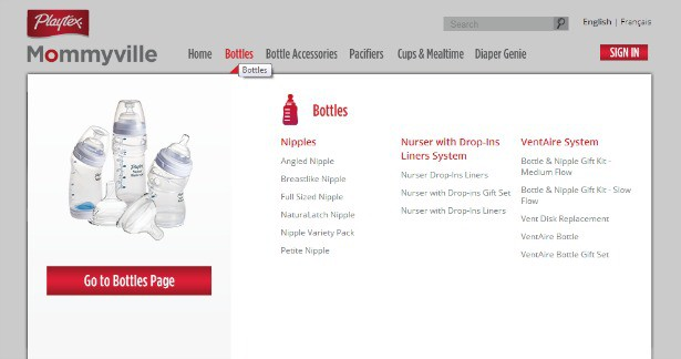 Playtex Bottles
