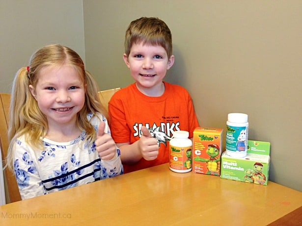 Thumbs up Treehouse Vitamins