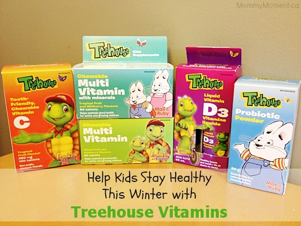 Treehouse Vitamins