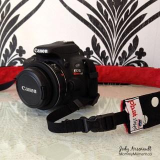 Custom Camera Straps #CanonCanada #PhatStraps