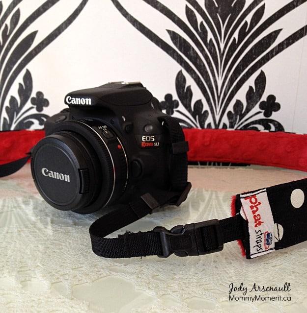 phatstraps camera strap photo
