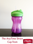Playtex AnyTime Straw Cup 2