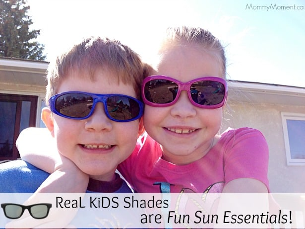 Real Kids Shades Cover