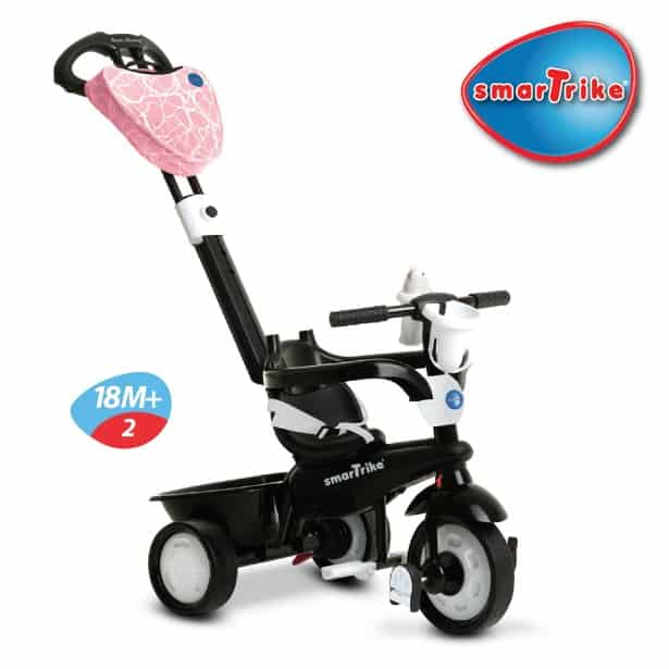 SmarTrike Chic Pink step 2