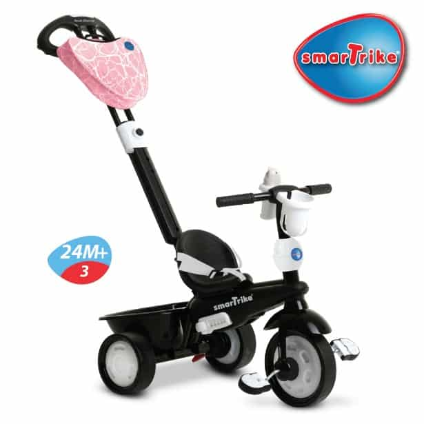 SmarTrike Chic Pink step 3