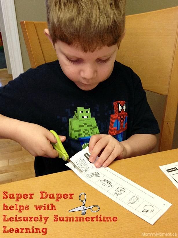 Super Duper Summertime Learning