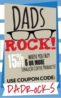 Dads Rock SingleJo Coffee