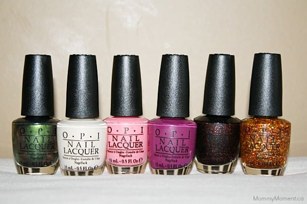 OPI Coca Cola Nails Collection
