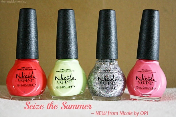 OPI Seize the Summer