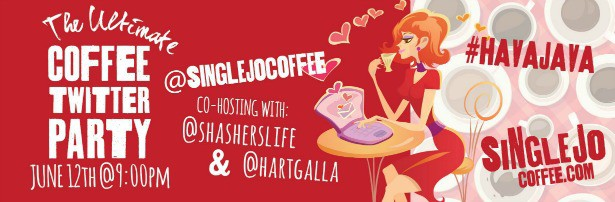 SingleJo Coffee Twitter Party