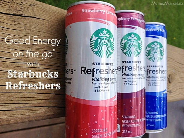 Starbucks Refreshers Good Energy