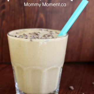 Healthy Frozen Mocha