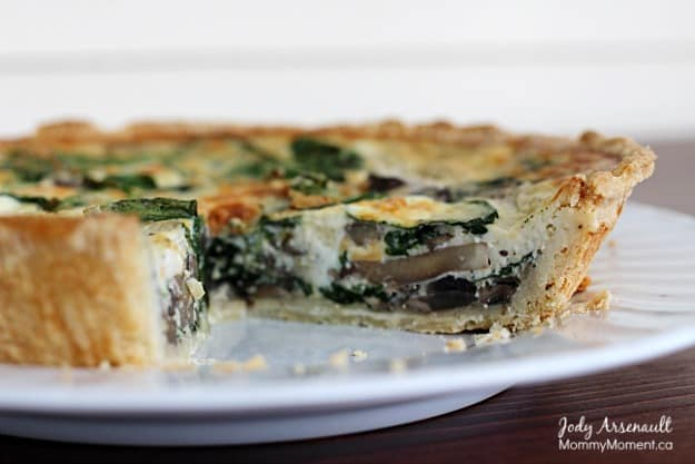 mushroom-spinach-quiche-recipe-edited