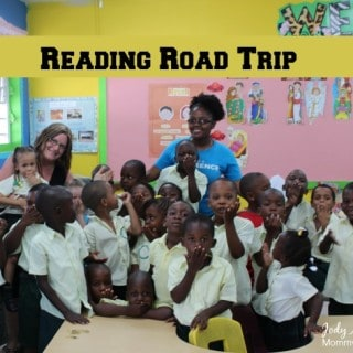 Reading Road Trip – with The Sandals Foundation