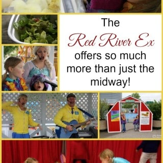 Get Up Close Manitoba and Experience The Red River EX as a Family