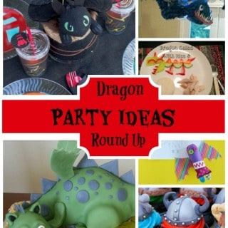 Dragon Party Ideas