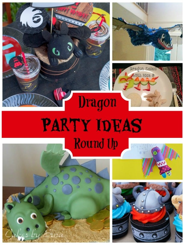 Dragon Party Ideas