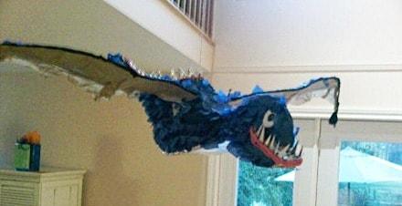 Dragon Pinata 1