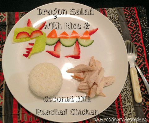 Dragon-Salad-With-Rice-Coconut-Milk-Poached-Chicken-Breast