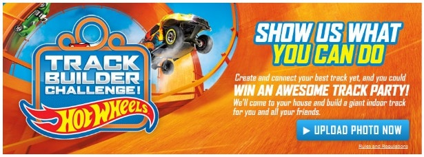 Hot Wheels Track Builder Challenge