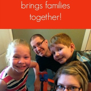 Hot Wheels Brings Families Together!