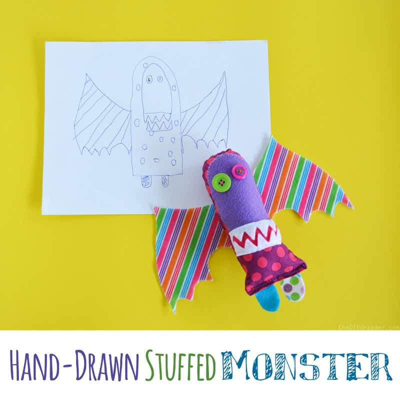 Monster-Drawing