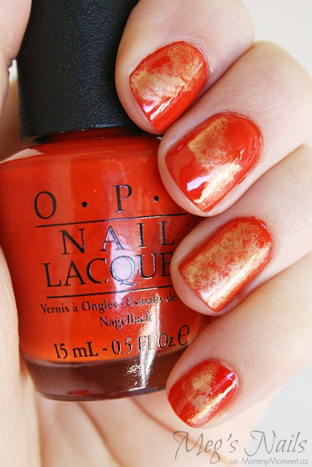 OPI Ford Collection nails