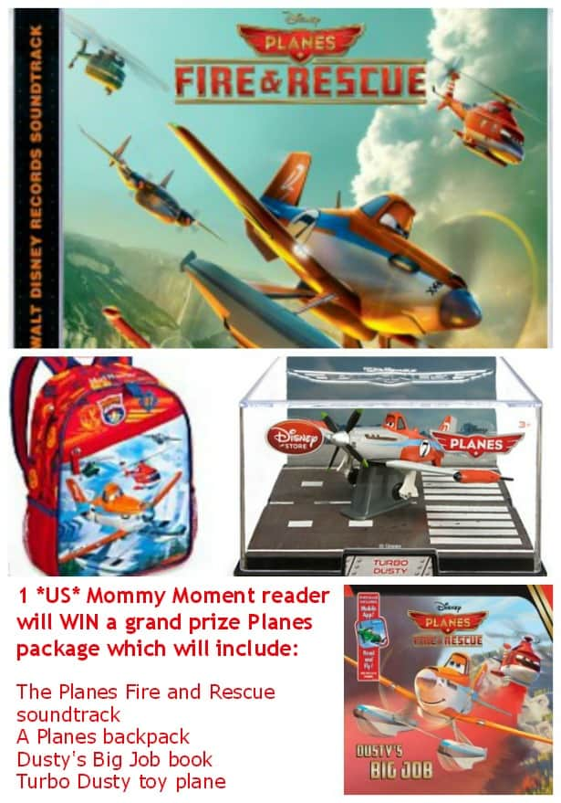 Planes Prize Pack