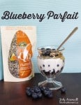 blueberry parfait recipe