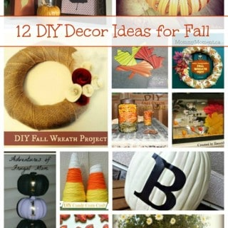 12 DIY Decor Ideas for Fall