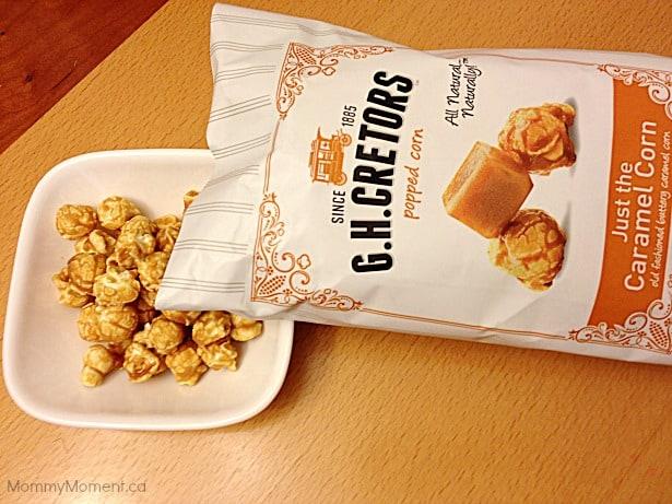 Cretors Caramel Corn