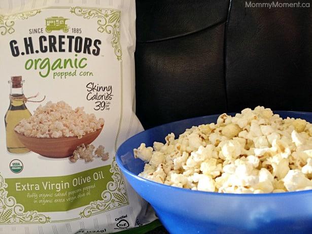 Cretors Extra Virgin Olive Oil