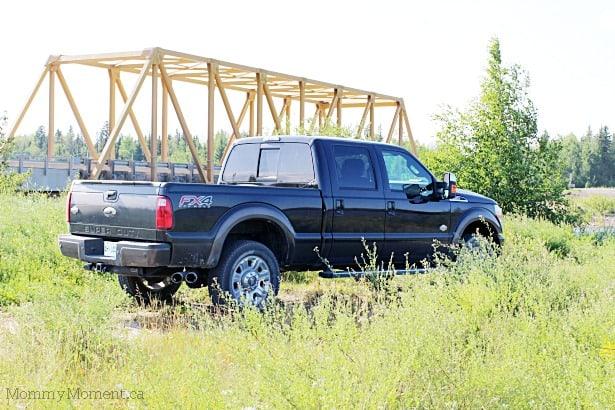 Ford F-350 Rugged Terrain