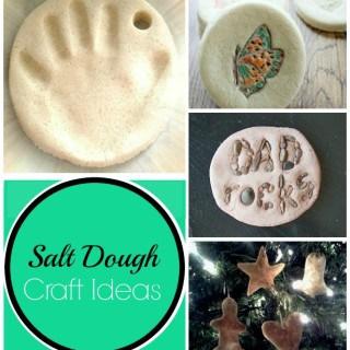 7 SALT DOUGH CRAFTS YOU WILL LOVE