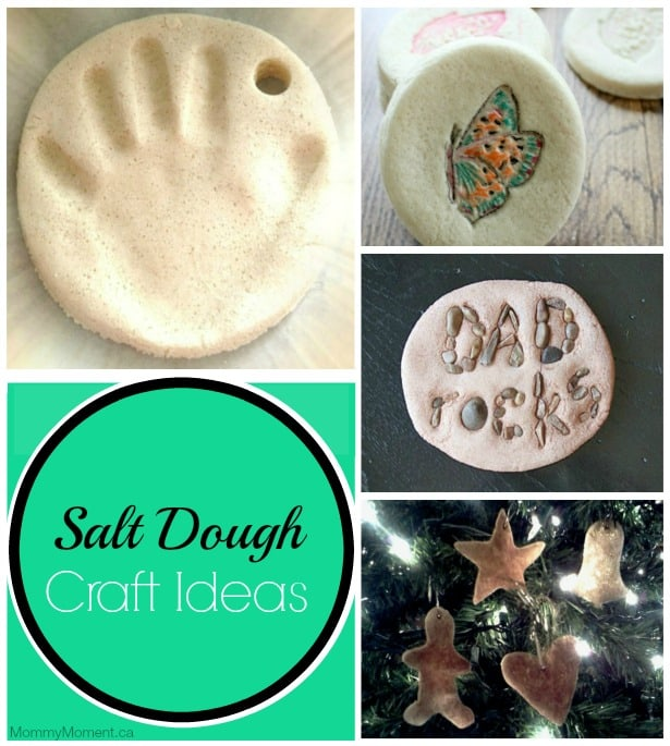 Salt Dough Craft Ideas
