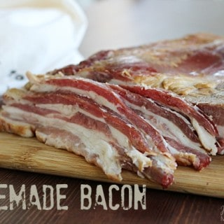 Homemade Bacon
