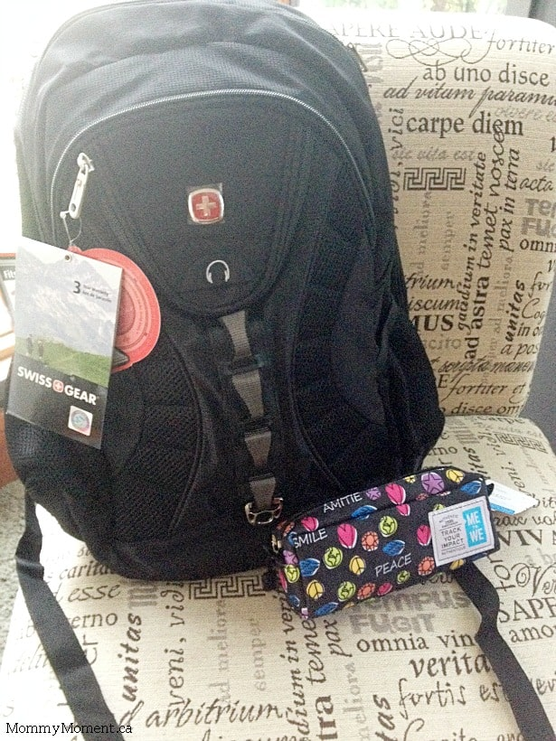 staples backpack