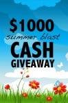 summer blast giveaway