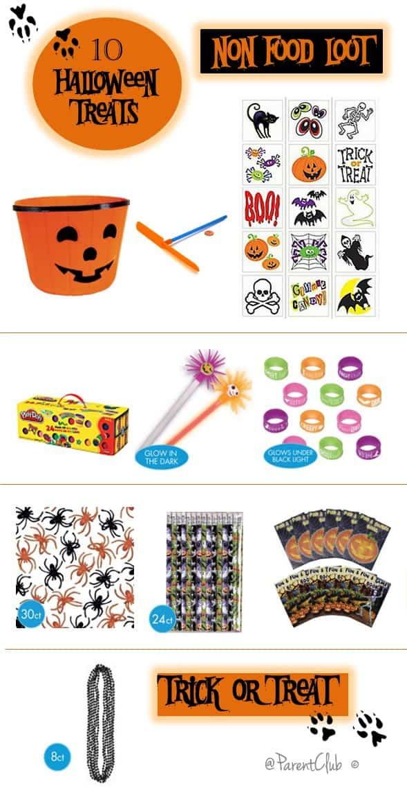 10 Halloween Treats