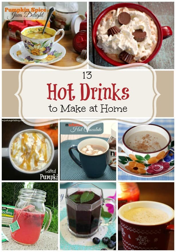 13 Hot Drinks to Make at Home