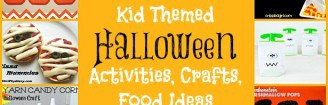 60 Kid Themed Halloween Activities